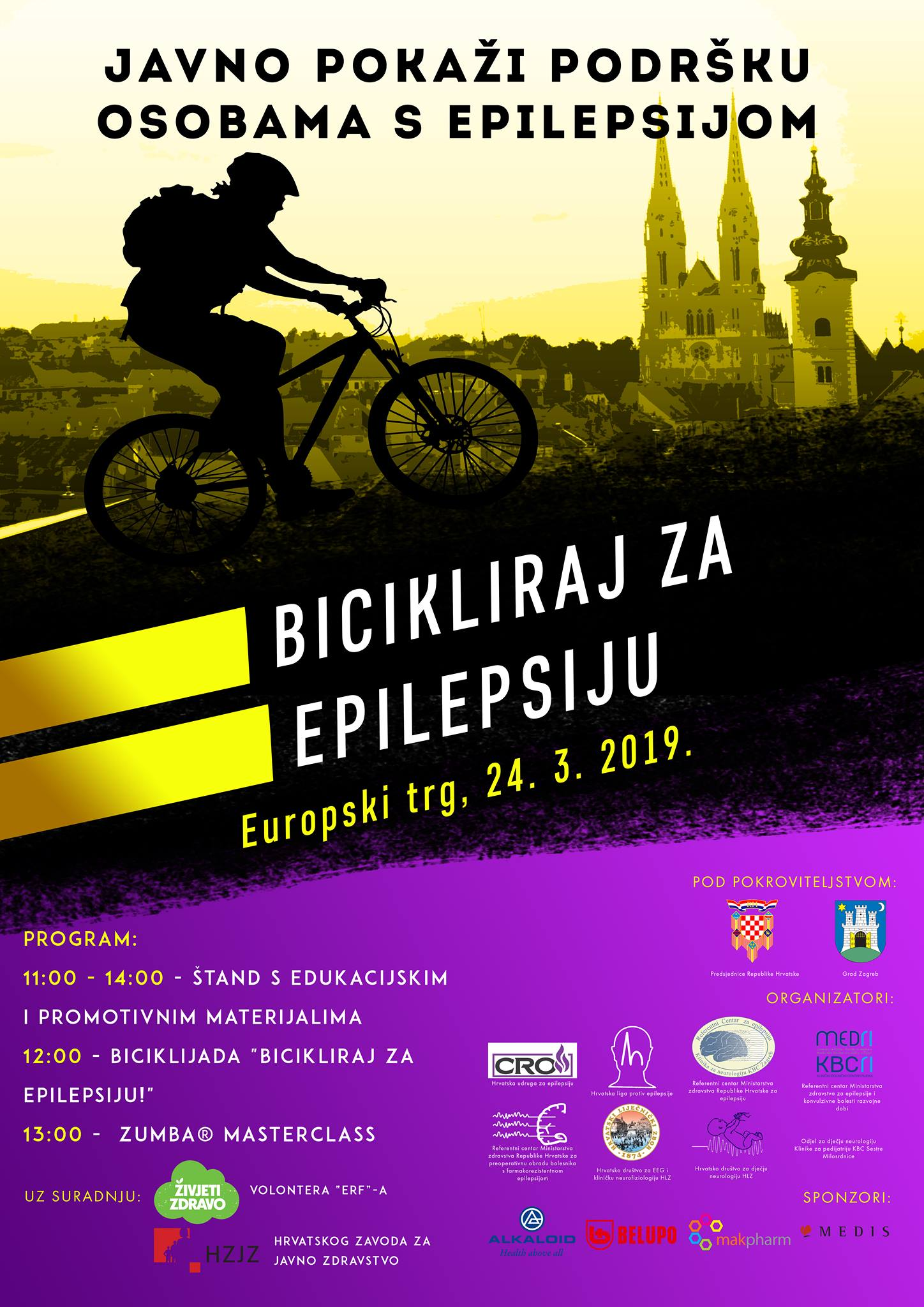 Bicikliraj za epilepsiju 2019